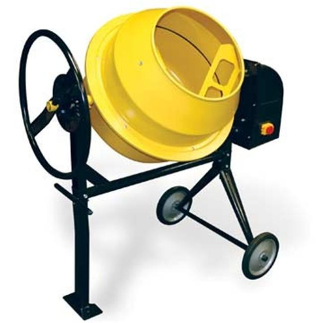 3.5 Cubic Foot Electric Cement Mixer by PINPOINT