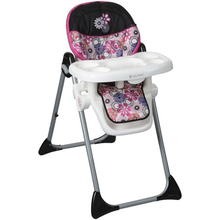 Baby Trend Sit Right Adjustable High Chair Floral Garden Walmartcom