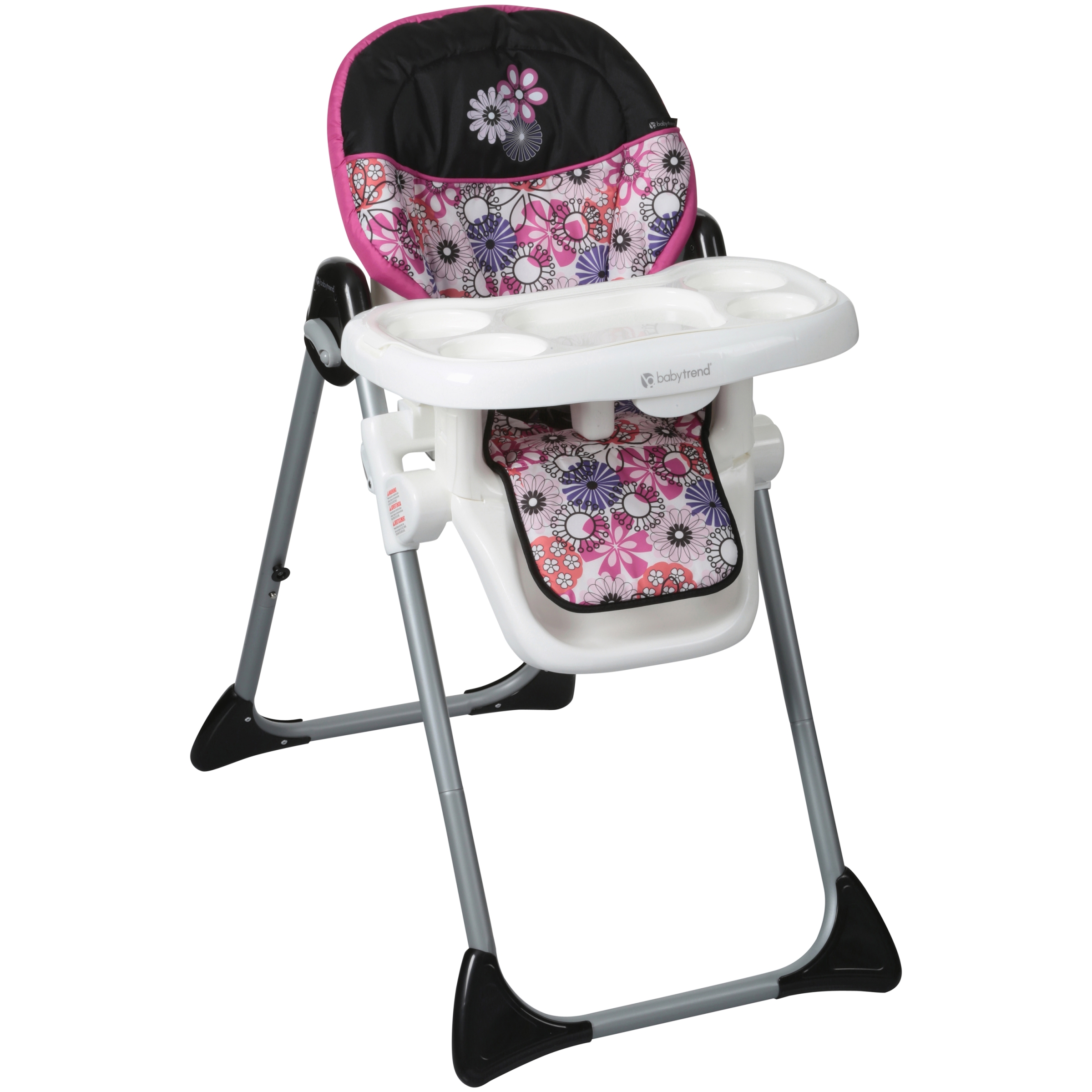 Babytrend® Fashion Floral Garden Sit-Right High Chair