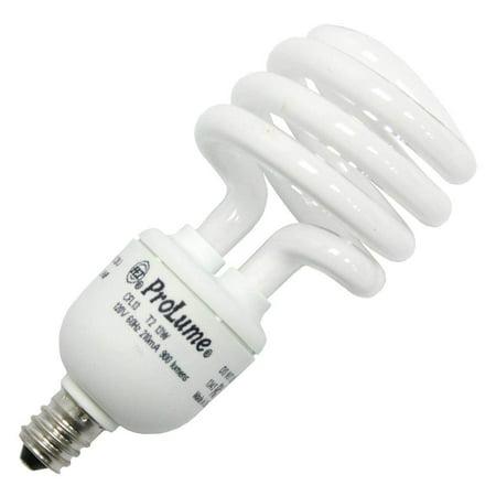 Halco 45055 - CFL13/35/T2/E12 Twist Candelabra Screw Base Compact Fluorescent Light Bulb