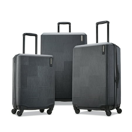 American Tourister Stratum XLT 3 Piece Hardside Spinner Luggage