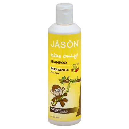 JASON Kids Only Extra Gentle Shampoo, 17.5 oz. (Packaging May