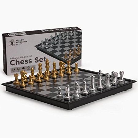 Magnetic Travel Chess Set (Chess Set Used In World Championship 2016)