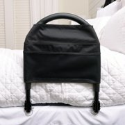 Stander Bed Rail Advantage Traveler - Portable Folding Bed Handle + Padded Pouch