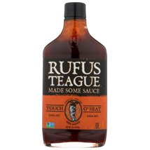 Sauces & Marinades: Rufus Teague