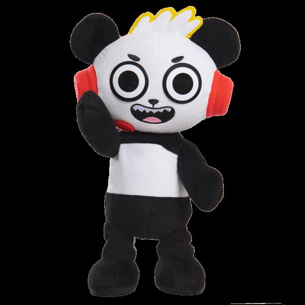 Ryan S World Combobunga Panda Feature Plush Walmart Com Walmart Com