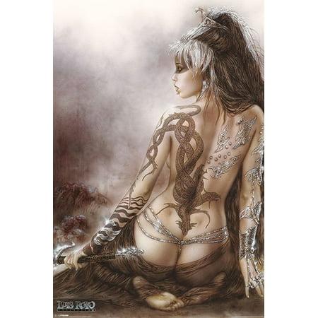 Luis Royo Tinkerbell Poster (Subversive Beauty Poster Poster Print by Luis Royo )