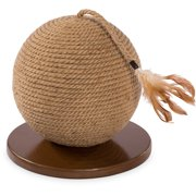 Prevue Pet Kitty Power Paws Sphere with Tassel Cat Toy