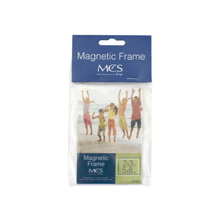 MCS 2x3 Acrylic Magnetic Picture Frame
