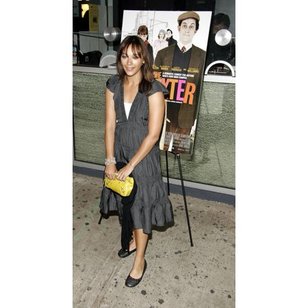 Rashida Jones At Arrivals For The Baxter Premiere Independent Film Channel Ifc Center New York Ny August 24 2005 Photo By Fernando LeonEverett Collection Celebrity