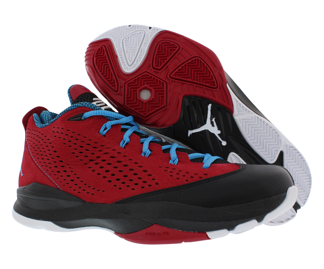 Jordan Mens CP3.VII 12 M Blue/Black/White US Gym Red/Dark Powder Blue/Black/White M e94ce5