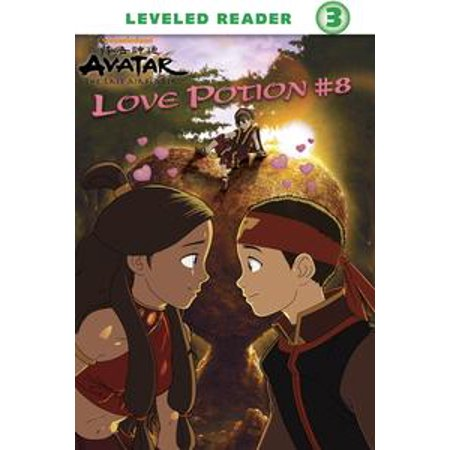 Love Potion #8 (Avatar: The Last Airbender) - eBook (Avatar The Last Airbender Halloween Costume)