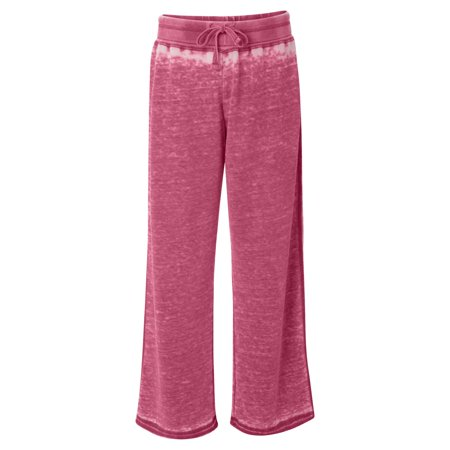 J America 8914 Womens Zen Fleece Sweatpant
