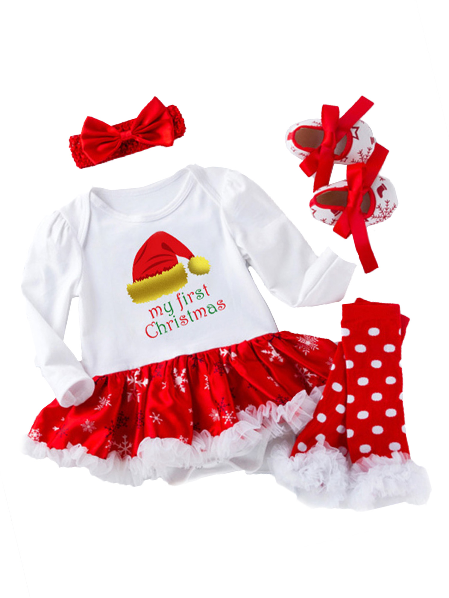 My first Christmas toddler christmas tutu Elf Size girls outfit personalized christmas shirt Christmas baby Elf outfit holiday wear