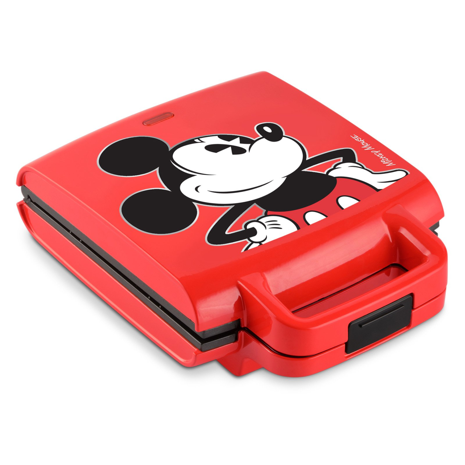 Disney Classic Mickey Waffle Stick Maker, Red