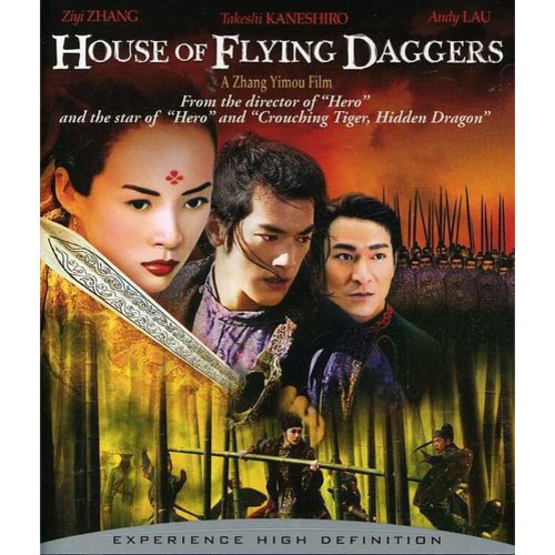 The House Of Flying Daggers (Mandarin) (Blu-ray) (Widescreen)