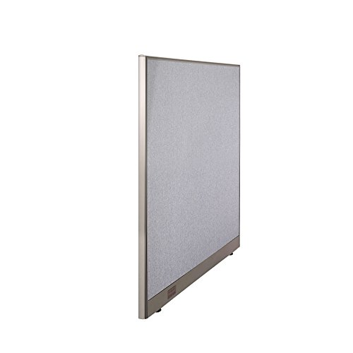 "48""W x 48""H Wall Mounted Office Partition Cubicle Panel Room Divider by GOF"