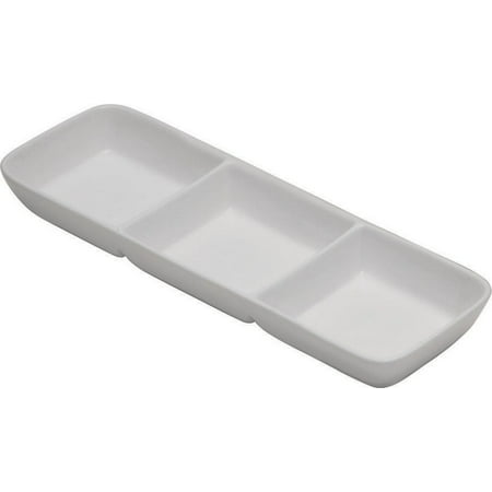 Oneida Serveware (DIP DISH 3 SECTION ONEIDA)