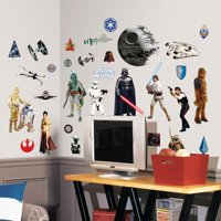 Wallhogs Star Wars Cutout Wall Decal