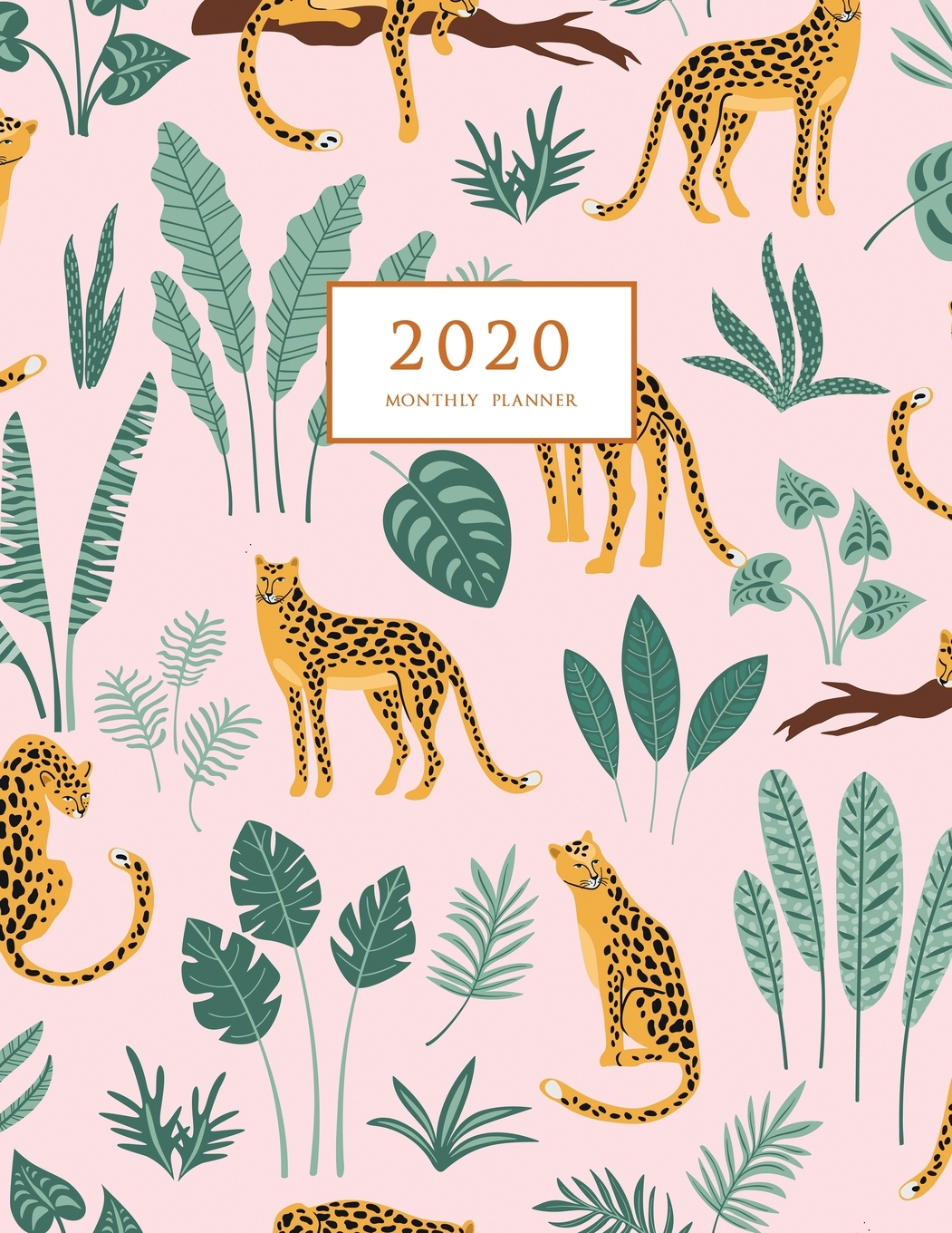 2020 Monthly Planner Large Monthly Planner With Inspirational Quotes Leopards And Tropical Leaves Paperback Walmart Com Walmart Com Take a vacation without leaving your home! walmart