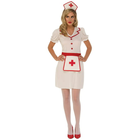 Womens Nurse Halloween Costume](Cute Nurse Costume)
