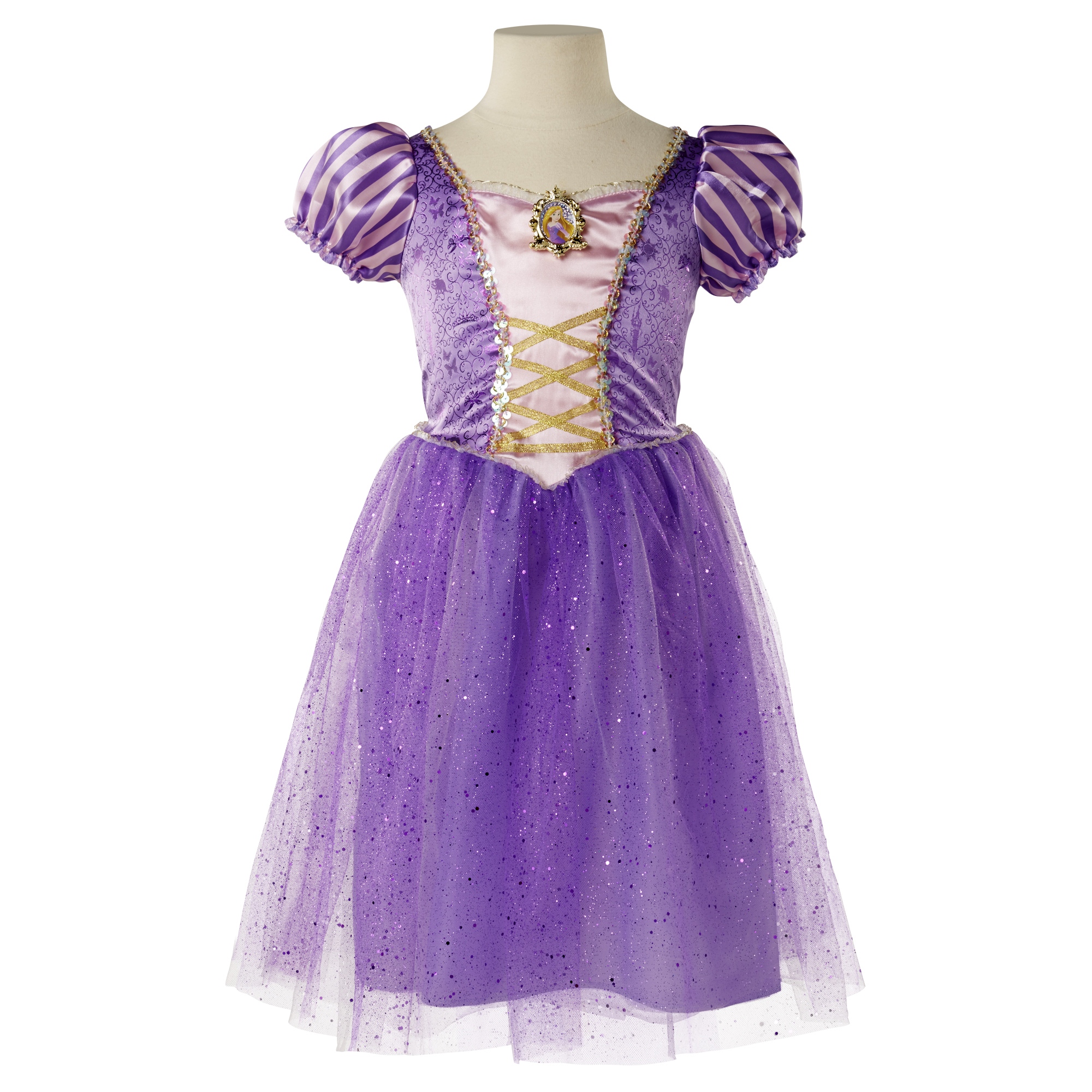 Girls Rapunzel Season 2 Outfit Disney Princess Costume