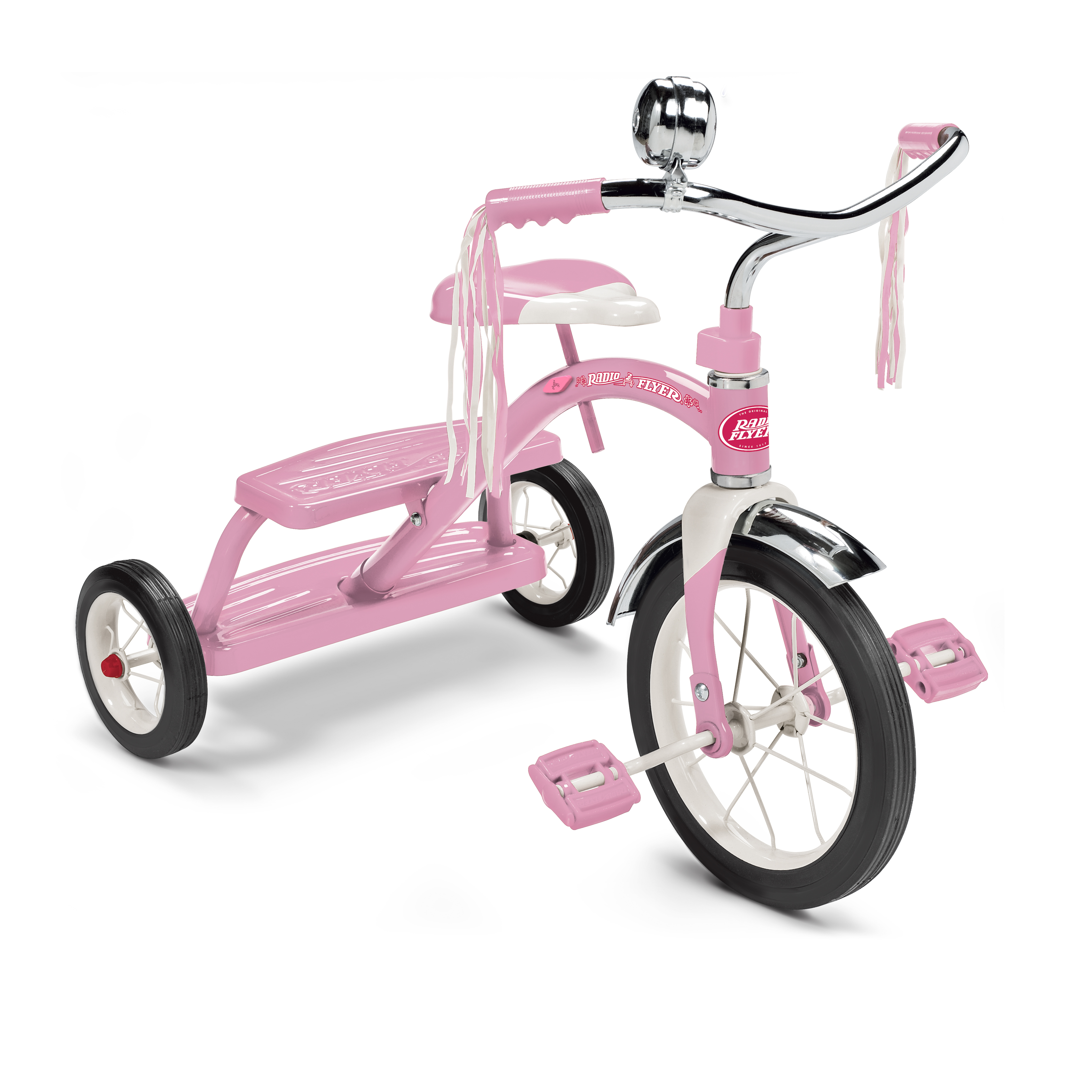 Radio Flyer Classic Dual-Deck Tricycle
