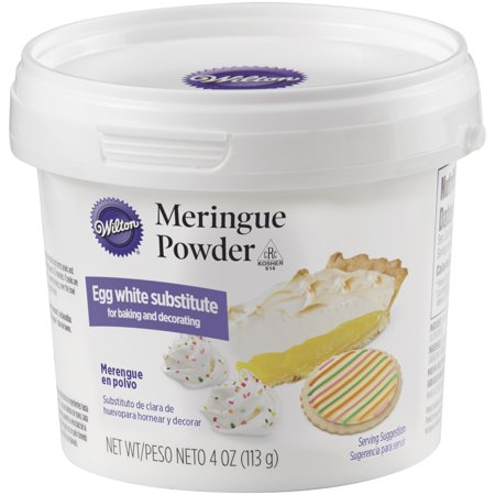 Wilton Meringue Powder, 4oz (Wilton Store Hours)