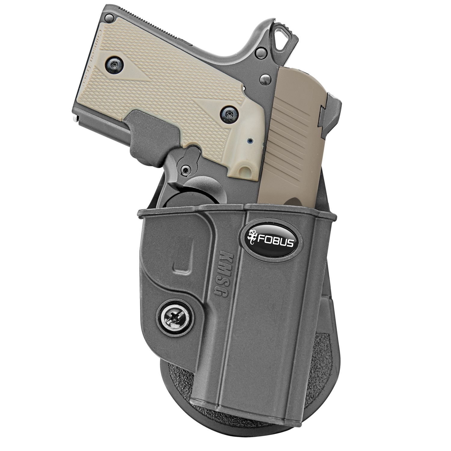 Fobus Evolution Paddle Holster-Sig Springfield Kimber Micro by Fobus Holsters