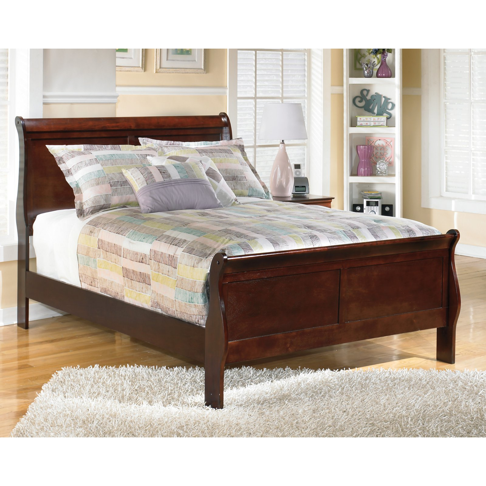 Signature Design by Ashley Alisdair Sleigh Bed