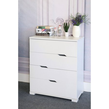 Open Chest (Smart Home Eltra K Series Diagonal Open Handle 4 Drawer Chest )