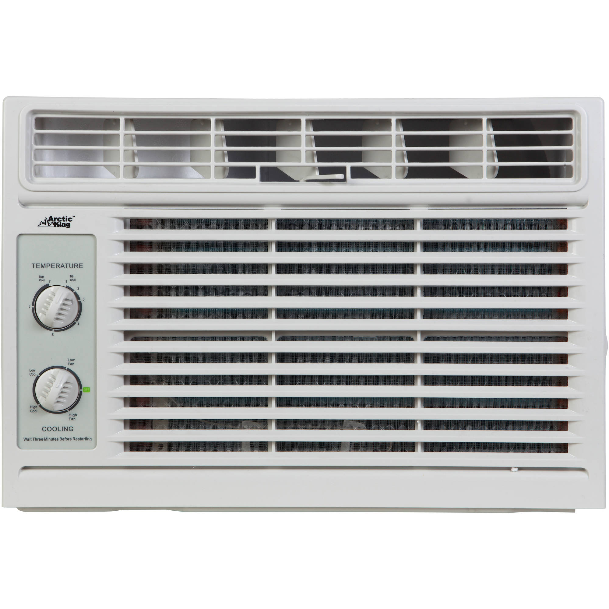 Arctic King 5,000 BTU Window Air Conditioner, 115V, WWK-05-CM-71-N