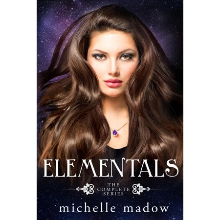 Elemental Soft Shell (Elementals: The Complete Series (Paperback))