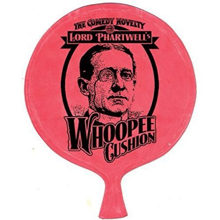 Whoopee Cushion - Novelty Toy by House of Marbles - Whoopee Toy Shop