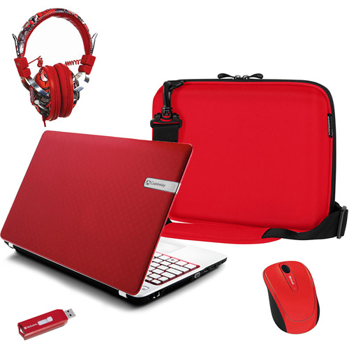 The RED Laptop Value Bundle with optional matching accessories