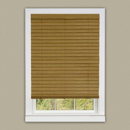 Cordless Luna Plantation Window Blinds