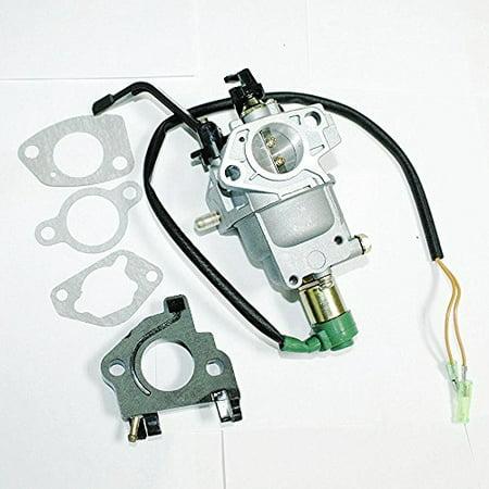 Lumix GC Insulator Air Intake Gaskets Manual Carburetor For Generac GP6500  5623 5940 5941 5946 5976 6500 8125 Watt Watts Generators