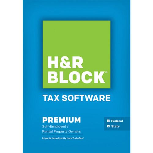 H&R Block Tax Software 2013Premium (PC) (Digital Code)