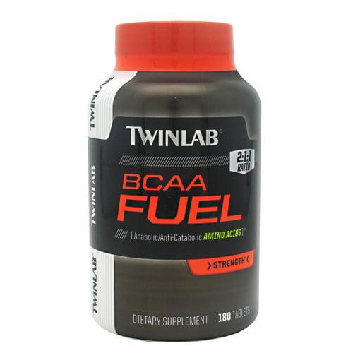 TwinLab Strength BCAA Fuel