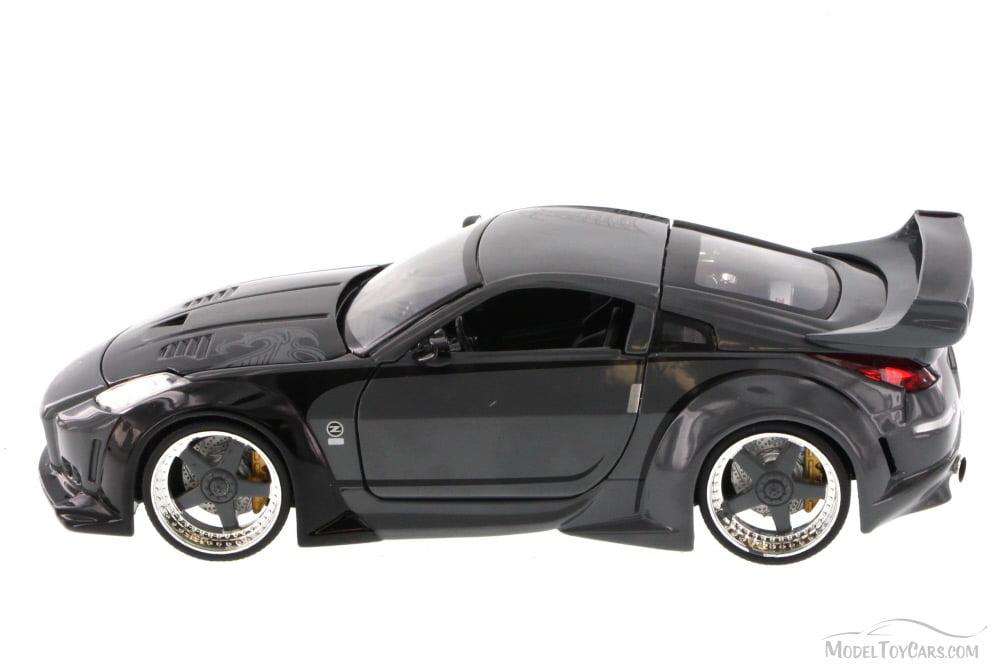 D.K.'s Nissan 350Z Black