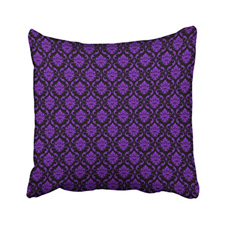 Throw A Halloween Party (WinHome Decorative Pillowcases Halloween Party Throw Pillow Covers Cases Cushion Cover Case Sofa 18x18 Inches Two)