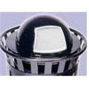 Witt Industries M3601-DTL-GN Dome top lid only for M3601- green
