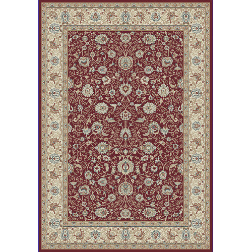 Crescent Drive Rug Company Melody Red Area Rug