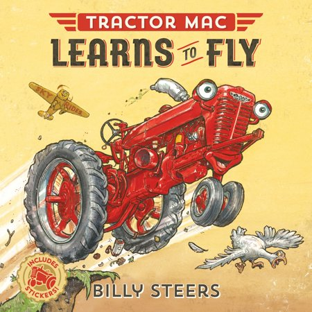 Tractor Parts Catalog Shop Book (Tractor Mac Learns to Fly )