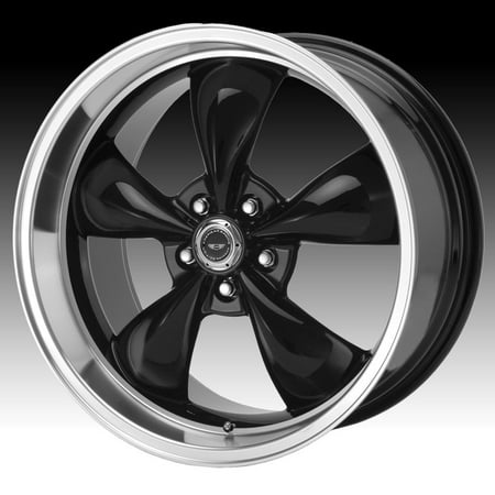 American Racing Ar105m Torq Thrust M Black 17x8 5x45 0mm