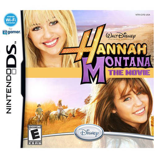 Hannah: The Movie (DS) - Pre-Owned