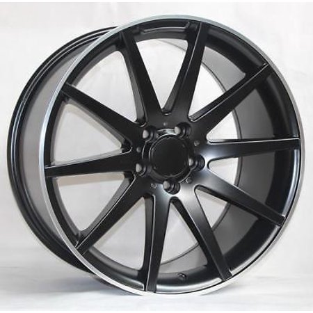 661b7e6fafd 19   wheels for Mercedes SLC300 SLC43 (Staggered 19x8.5 9.5) - Walmart.com