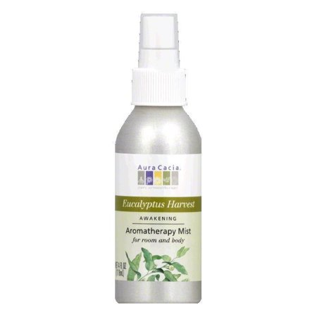 Frontier Natural Products Aura Cacia  Room & Body Mist, 4 oz