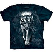 Youth White Tiger Stalk T-Shirt