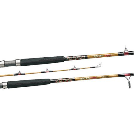 Shakespeare Ugly Stik 8' Tiger Downrigger Rod, Bigwater, 2pc